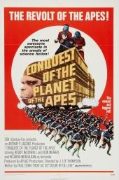Смотреть онлайн Завоевание планеты обезьян в хорошем качестве