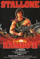 Смотреть онлайн Рэмбо: Первая кровь 2 в хорошем качестве
