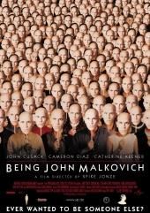Смотреть онлайн Быть Джоном Малковичем в хорошем качестве