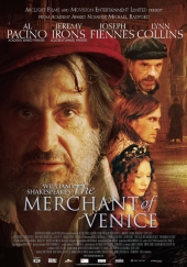 Смотреть онлайн Венецианский купец в хорошем качестве