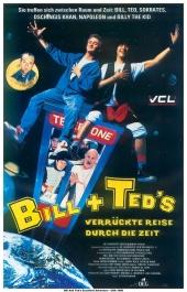 Смотреть онлайн Невероятные приключения Билла и Теда в хорошем качестве