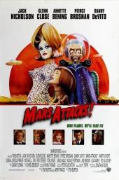 Смотреть онлайн Марс атакует! в хорошем качестве