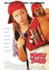 Смотреть онлайн Неприятности с обезьянкой в хорошем качестве