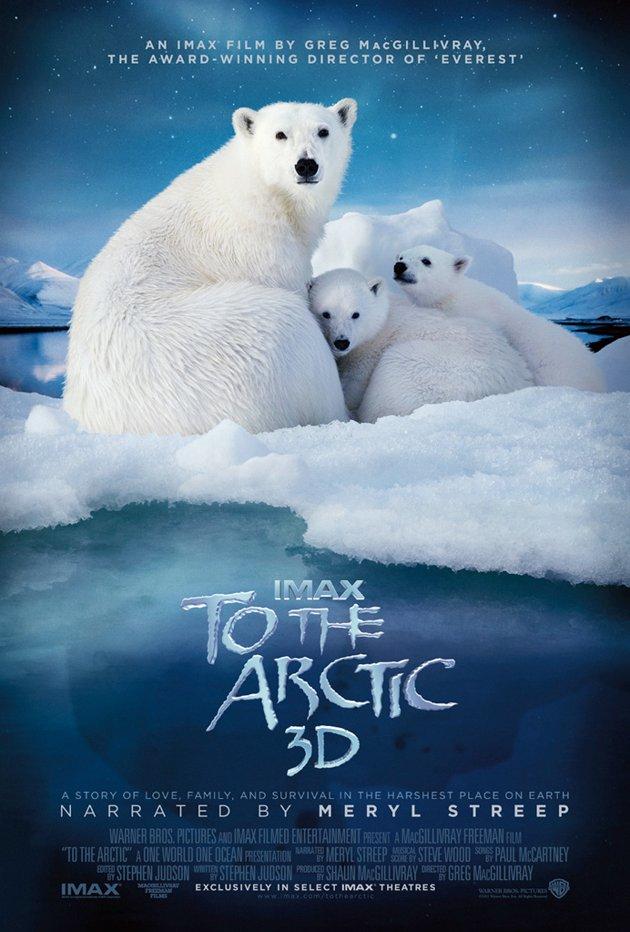 Смотреть онлайн Арктика 3D в хорошем качестве