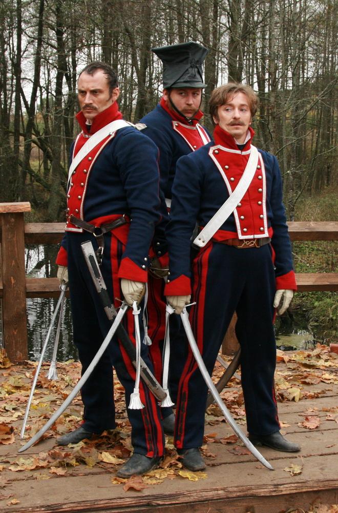 Смотреть онлайн 1812: Уланская баллада в хорошем качестве