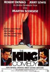 Смотреть онлайн Король комедии в хорошем качестве