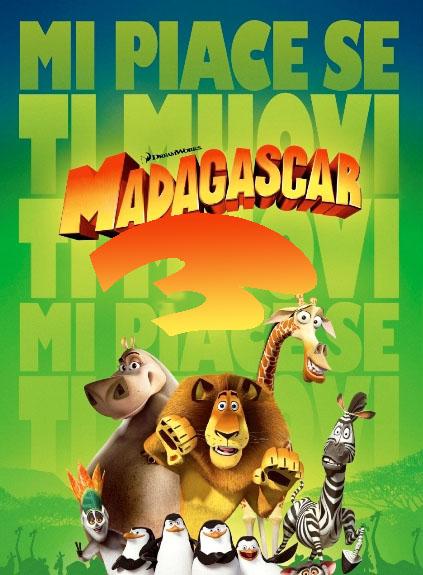 Смотреть онлайн Мадагаскар 3 в хорошем качестве