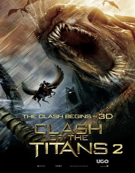 Смотреть онлайн Битва Титанов 2 в хорошем качестве