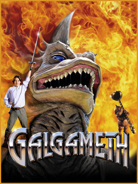 Смотреть онлайн Галгамет в хорошем качестве