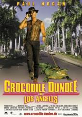 Смотреть онлайн Крокодил Данди в Лос-Анджелесе в хорошем качестве